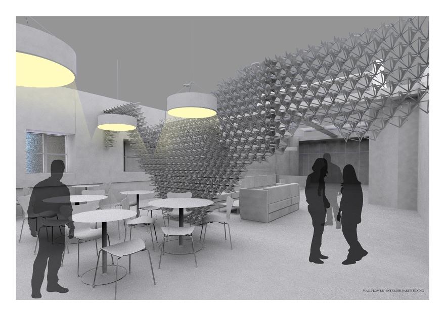 interior partitioning
